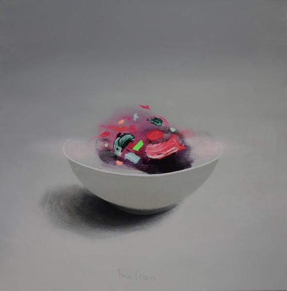 Fran Mora, Small Bowl 60x60cm, 2020