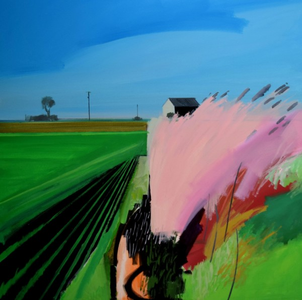 Fred Ingrams, Windy Day on Hales Fen