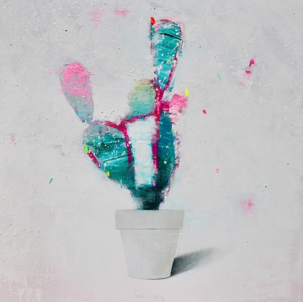 Fran Mora, Cactus No.1, 2019
