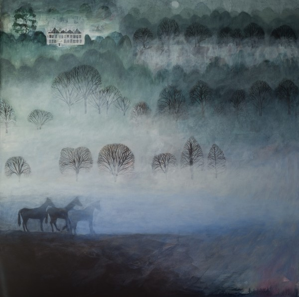 Dawn Stacey, A Breath of Forest Air