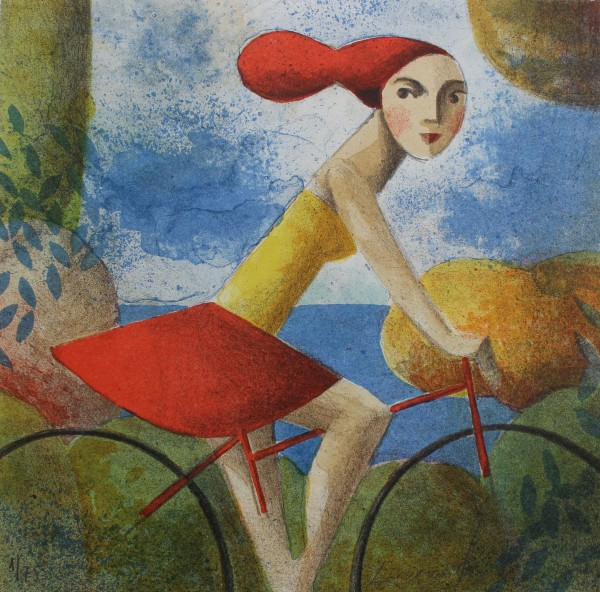 Didier Lourenço, The Ride, 2021