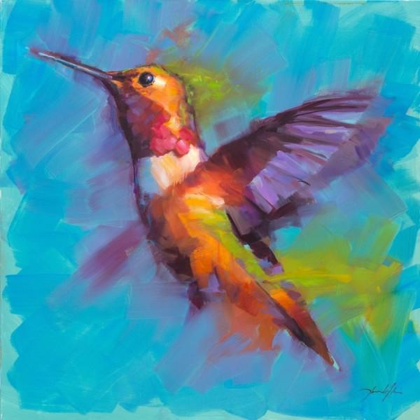 Jamel Akib, Humming Bird 2, 2019