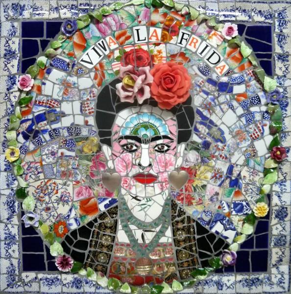 Susan Elliott, Viva La Frida, 2020