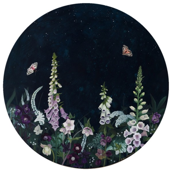 Joanna Charlotte, Foxgloves & Tiger Moths, 2017