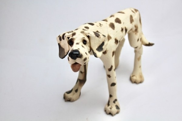 Virginia Dowe - Edwards, Small Spotty Dog