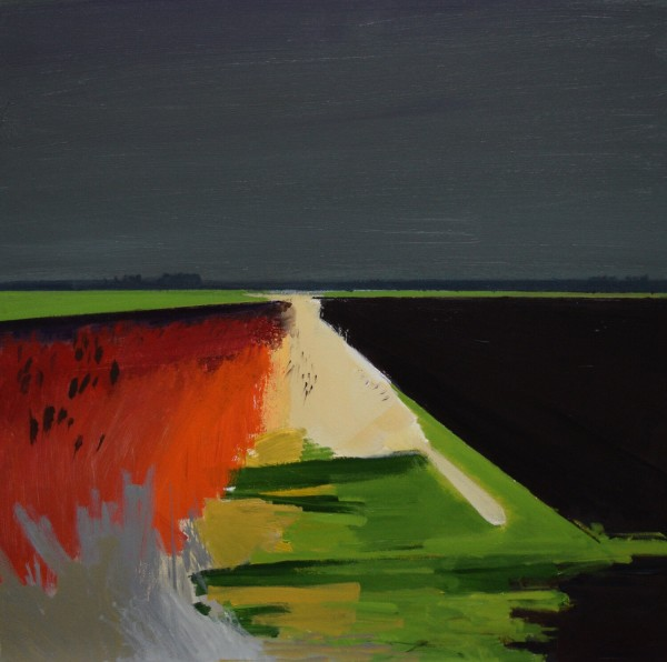 Fred Ingrams, Grey Evening, 2020