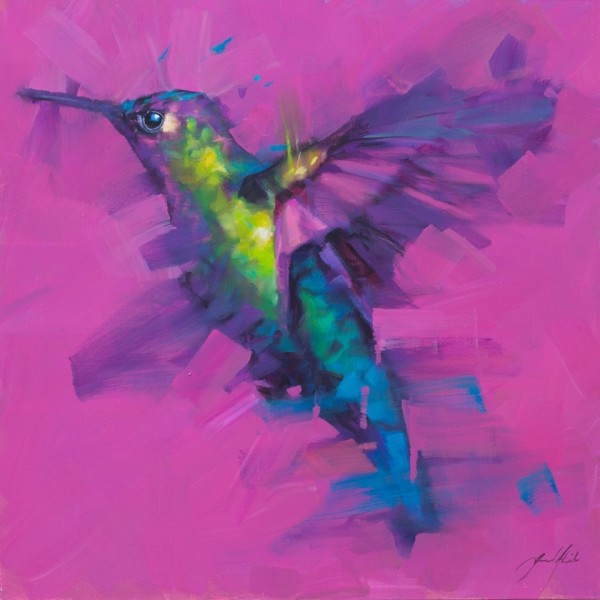 Jamel Akib, Humming Bird 1, 2019