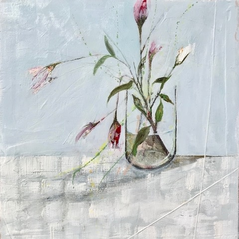 Jane Skingley, Flowers No.5, 2019