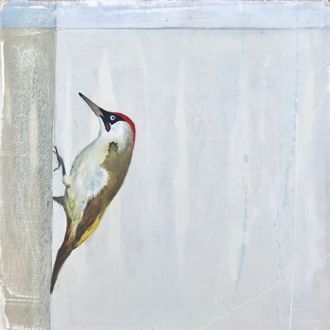 Jane Skingley, Green Woodpecker, 2019