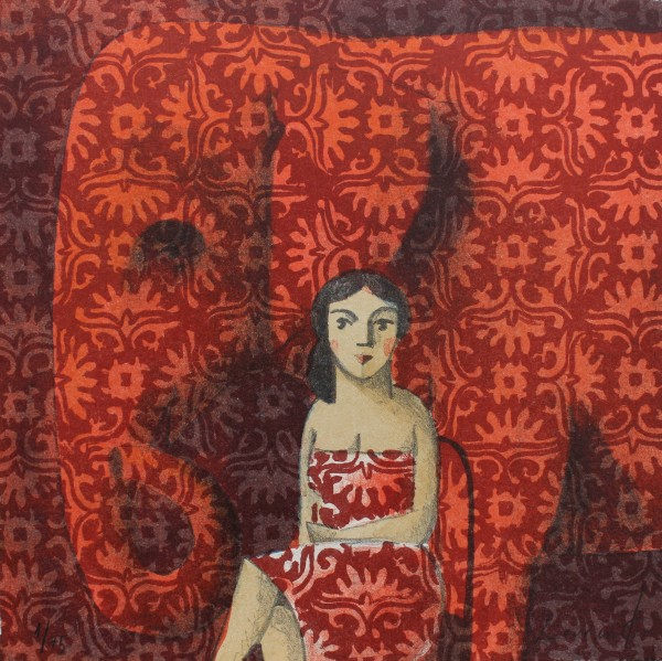 Didier Lourenço, Big Red, 2021