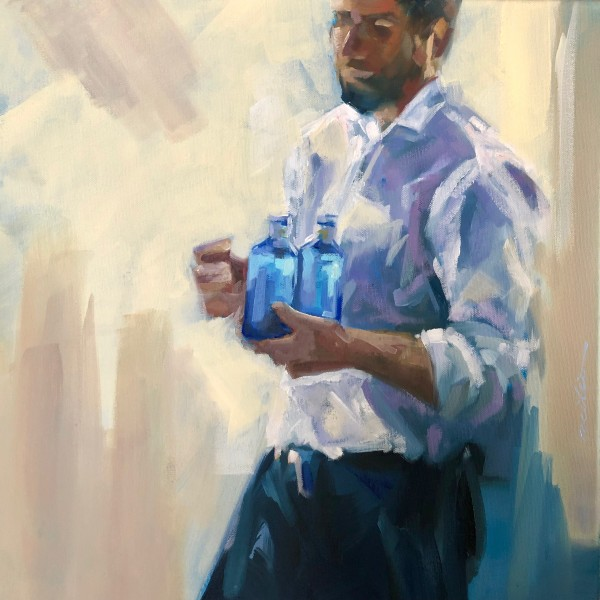 Cecilia Cardiff, The Water Carrier, 2019