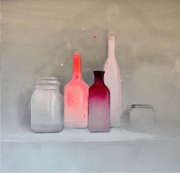 Fran Mora, Botellas , 2018