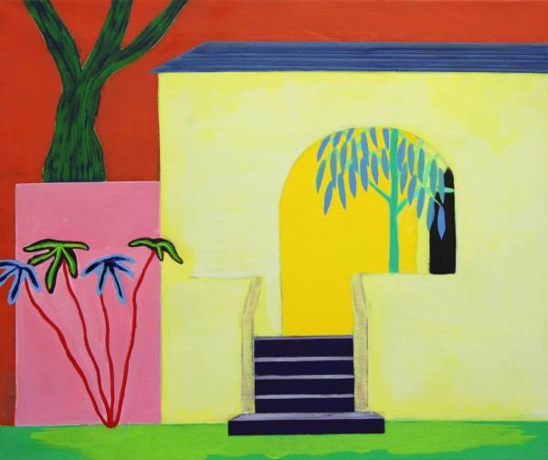 Impossible Garden - Cara Nahaul