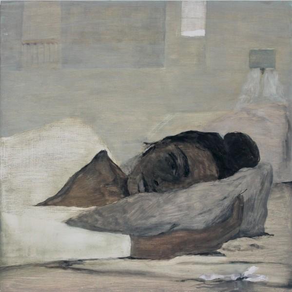 Aubrey Levinthal - Nightstand Paintings