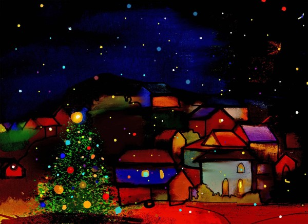Christmas Time, Polzeath