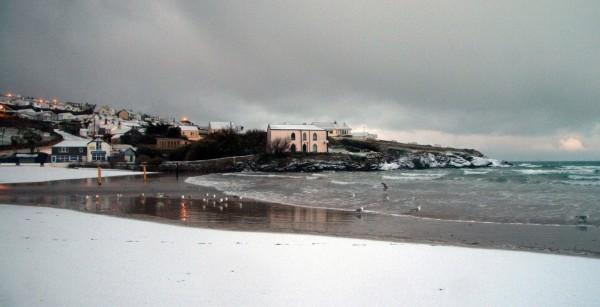 High Tide Snow