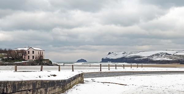Snowy Bay, Polzeath