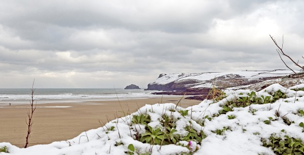 Winter Swell, Polzeath
