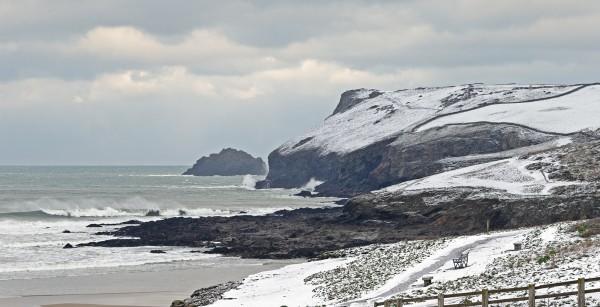 Winter Wave, Polzeath
