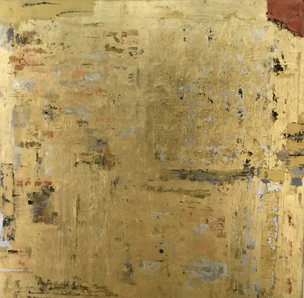 Takefumi Hori, Gold Painting XLVIII, 2015