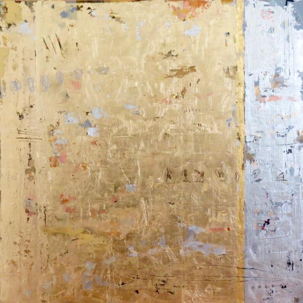Takefumi Hori, Gold Painting LV, 2017