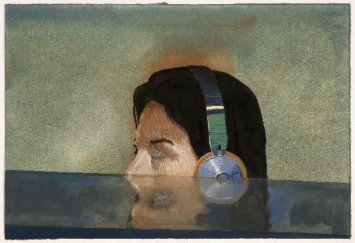 Nat Meade, Counter, 2010