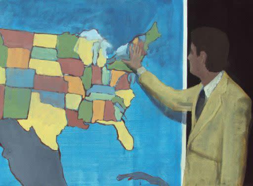Nat Meade, Untitled, 2011