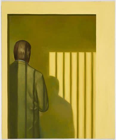 Nat Meade, Yellow Pen, 2011