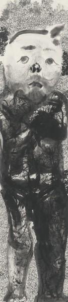 Li Jin 李津, Ink Adept I 墨道 I, 2016