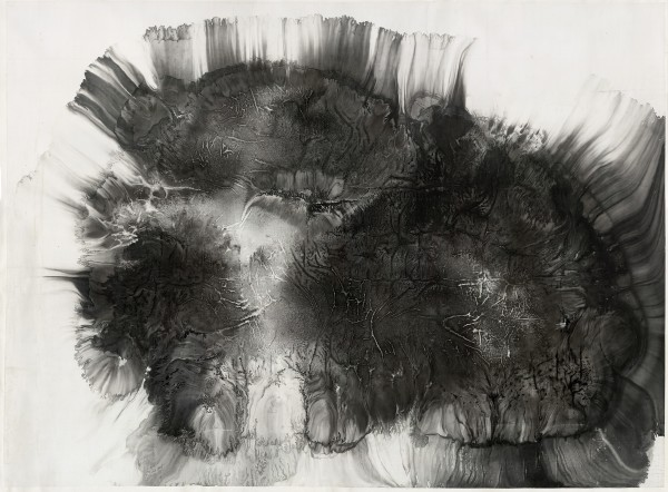Bingyi 冰逸, Sunflowers with Three Faces 三张脸的向日葵, 2010