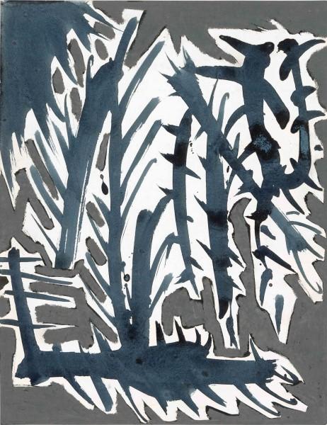 Huang Zhiyang 黄致阳, Morphological Ecology 004 形象生态004, 1988