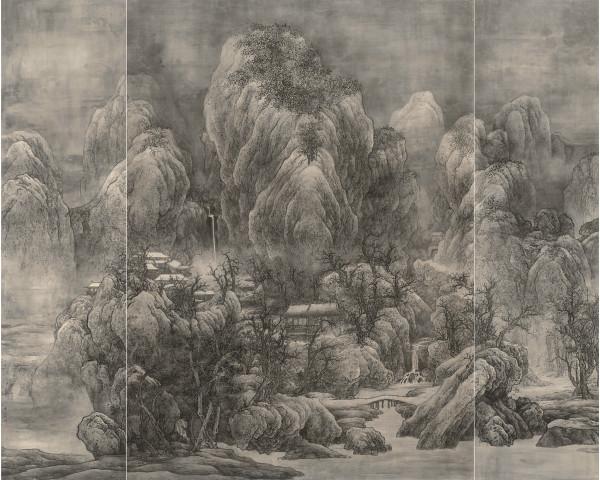 Tai Xiangzhou 泰祥洲, Mountain of Heaven 天作高山, 2014