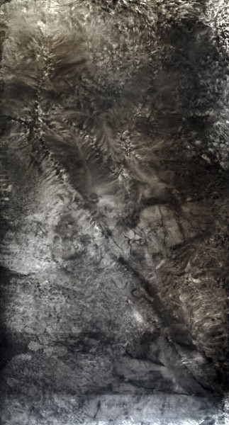 Bingyi 冰逸, The Seal of Muhamudra VII 大手印之七, 2015