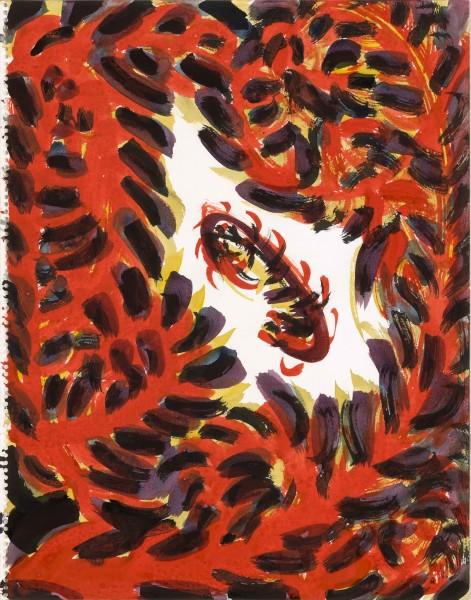 Huang Zhiyang 黄致阳, Morphological Ecology 010 形象生态010, 1988