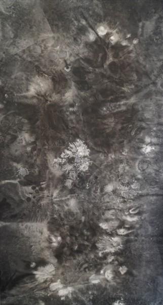Bingyi 冰逸, The Seal of Muhamudra V 大手印之五, 2015