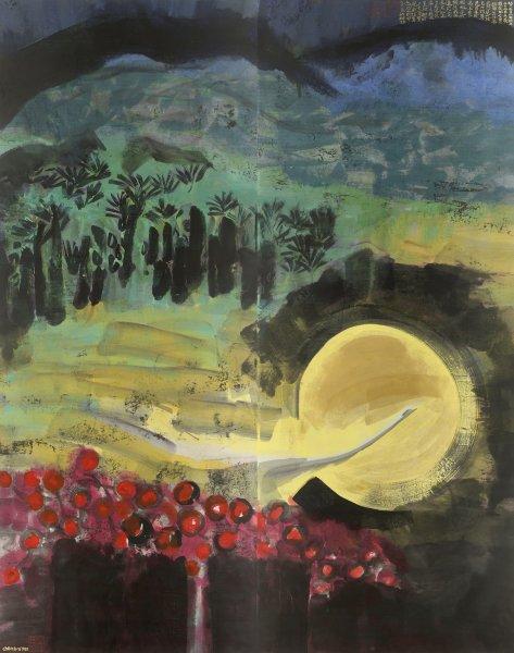 Chen Haiyan 陈海燕, Moonlight 月亮, 2008