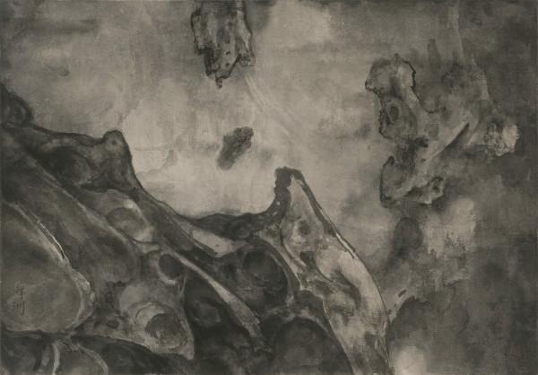 Tai Xiangzhou 泰祥洲, Ignited Rocks 石火光阴, 2016