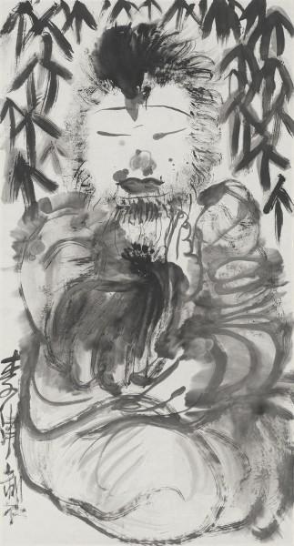 Li Jin 李津, Seven Sages of the Bamboo Grove 竹林七贤, 2015