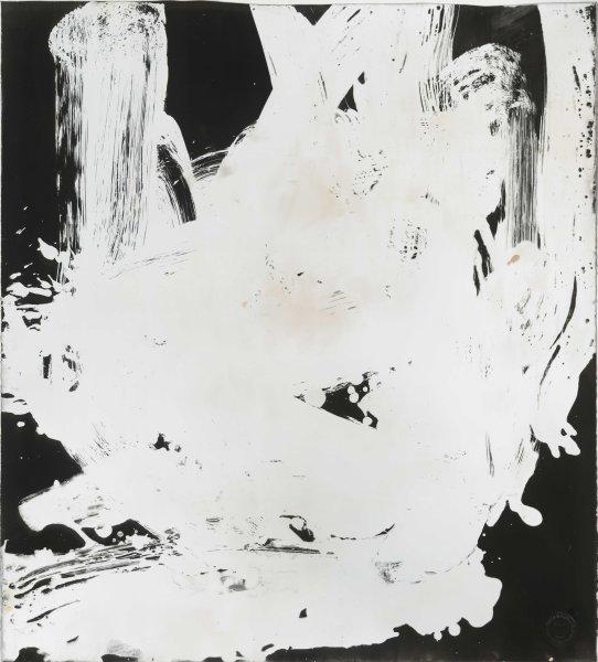 Wang Dongling 王冬龄, More than White, Snow 非白.雪, 2013