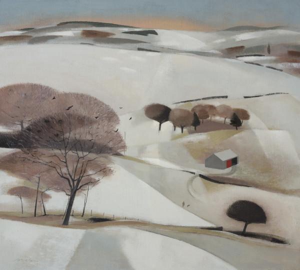 Tom Mabon, Winter Walk