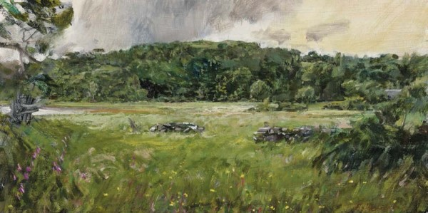 Ben Henriques, Study For A Summer Meadow