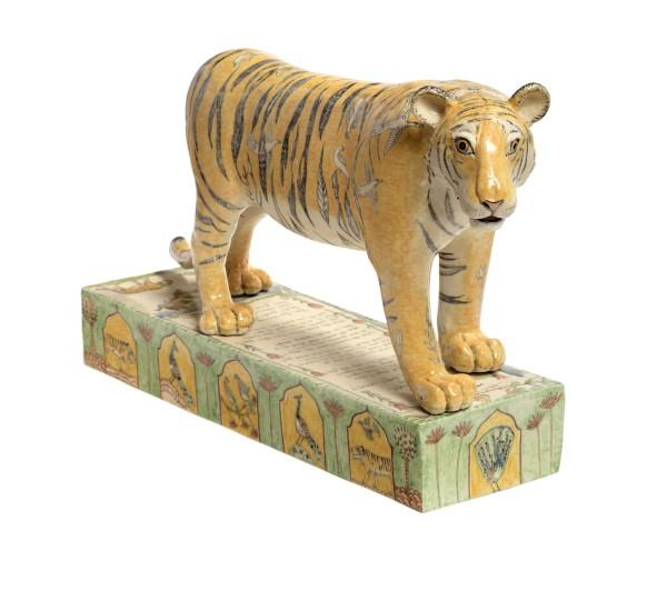Georgina Warne, The Tiger