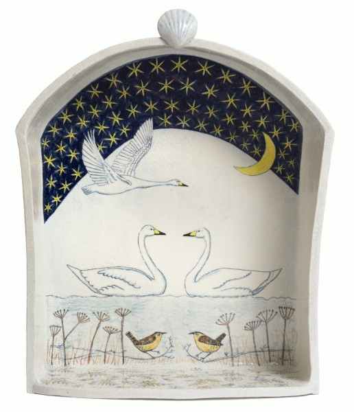 Georgina Warne, A Winter Shrine