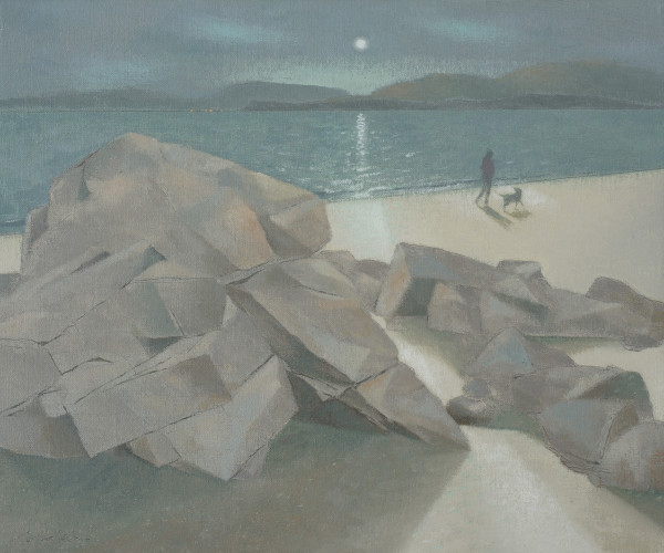 Tom Mabon, Full Moon Over Skye