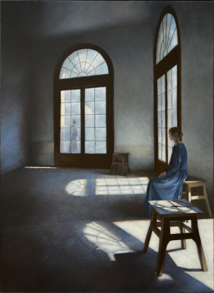 Geneviève Daël, Dans l'Orangerie