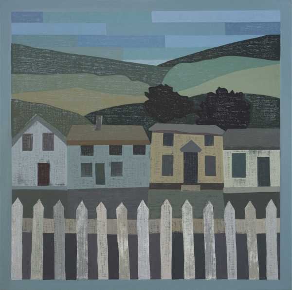 Richard Pelling, Village Morning