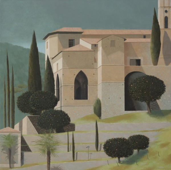 Tom Mabon, A Church in Piedmont