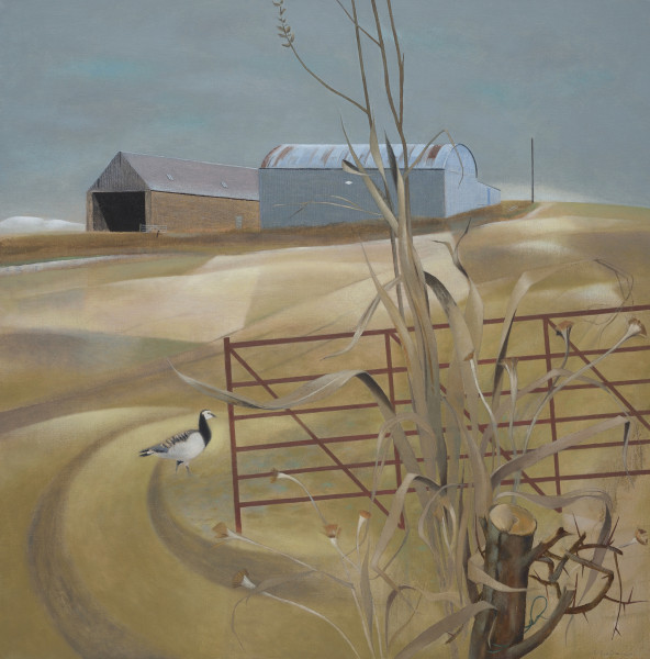 Tom Mabon, A Winter Farm
