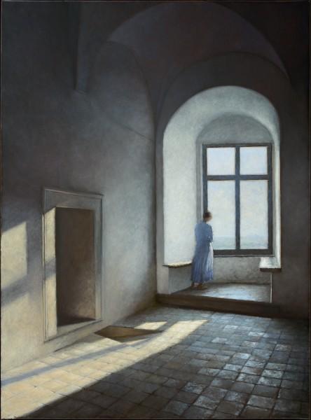 Geneviève Daël, Fin de journèe à Urbino