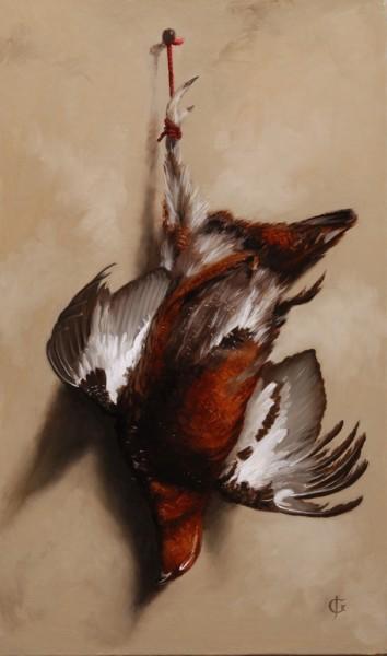 James Gillick, Hanging Grouse